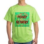 The Money Network Green T-Shirt