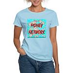 The Money Network Women's Pink T-Shirt
