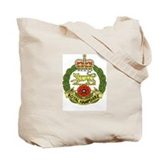 Cute British military Tote Bag
