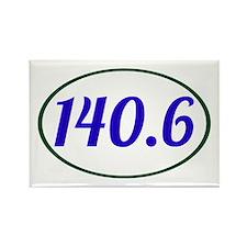 Ironman Triathlon 140.6 Magnets