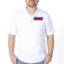 Flag of Slovenia T-Shirt