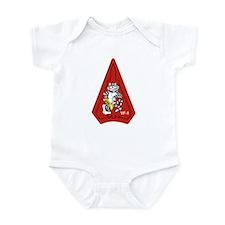 VF-1 Wolfpack Infant Bodysuit