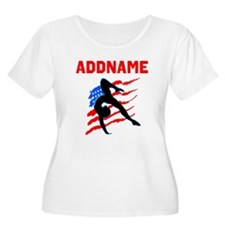 USA #1 GYMNAST T-Shirt