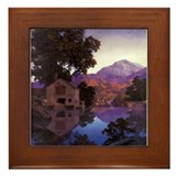 The Millpond Framed Tile