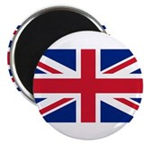 "Flag of the UK 2.25"" Magnet (10 pack)"