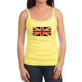 Flag of the UK Ladies Top