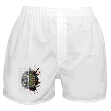 Left & Right brain Boxer Shorts