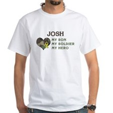 Josh: My Hero Shirt