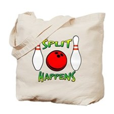 Split Happens Tote Bag