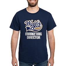 Marketing Director (Worlds Best) T-Shirt