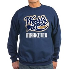 Marketer (Worlds Best) Sweatshirt