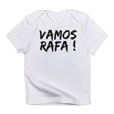 Cute Tennis rafa Infant T-Shirt
