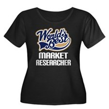 Market Researcher (Worlds Best) T