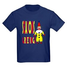 Clown Greetings T