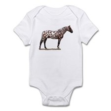 """Knabstrup 2"" Infant Bodysuit"