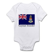 Cayman Islands Infant Bodysuit