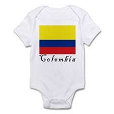Colombia Infant Bodysuit