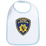 Lodi Police Bib