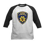 Lodi Police Kids Baseball Jersey