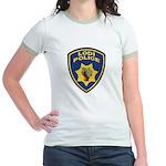 Lodi Police Jr. Ringer T-Shirt