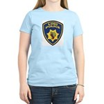 Lodi Police Women's Pink T-Shirt