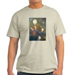 The Bass Player Ash Grey T-Shirt