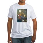 The Bass Player Fitted T-Shirt