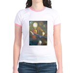 The Bass Player Jr. Ringer T-Shirt