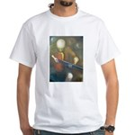 The Bass Player White T-Shirt
