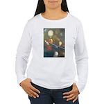 The Bass Player Women's Long Sleeve T-Shirt