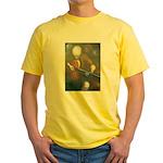 The Bass Player Yellow T-Shirt