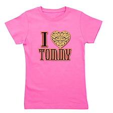 10x10_apparel troubletommygold copy.jpg Girl's Tee