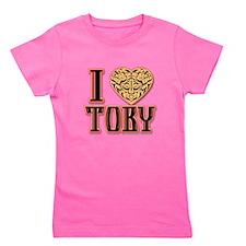 10x10_apparel troubletobygold copy.jpg Girl's Tee
