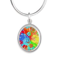 Tie Dyed Honu Necklaces