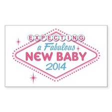 Las Vegas Expecting 2014 Decal