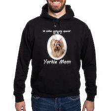 Yorkie Mom Hoodie