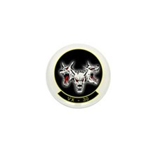 VX-30 Bloodhounds Mini Button (10 pack)