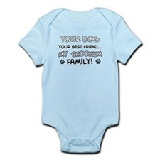 My skookum Cat is Family Infant Bodysuit