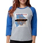 Interlocking Colors Jr. Raglan