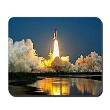 Cape Canaveral Launch Pad Mousepad