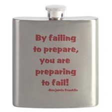Failing to prepare Flask