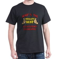 World's Best Assistant Principal (Thumbs Up) T-Shirt
