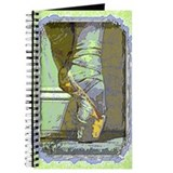 Yellow Pointe Shoes Journal