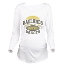 Badlands Long Sleeve Maternity T-Shirt
