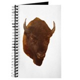 bison head Journal