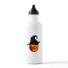 Jack in Hat Water Bottle