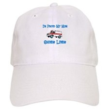 Ambulance Pride-Mom Baseball Cap