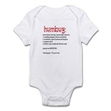 Humbug:  Infant Bodysuit