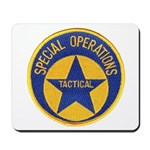 New Orleans PD Tactical Mousepad