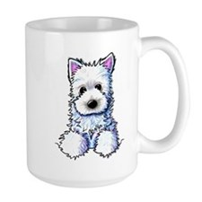 Westie Pocket PUPPY Mug